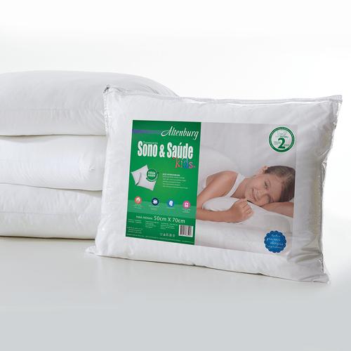 Travesseiro Infantil Altenburg Sono e Saúde Kids