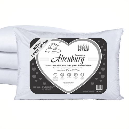 Travesseiro Altenburg Suporte Extra Firme