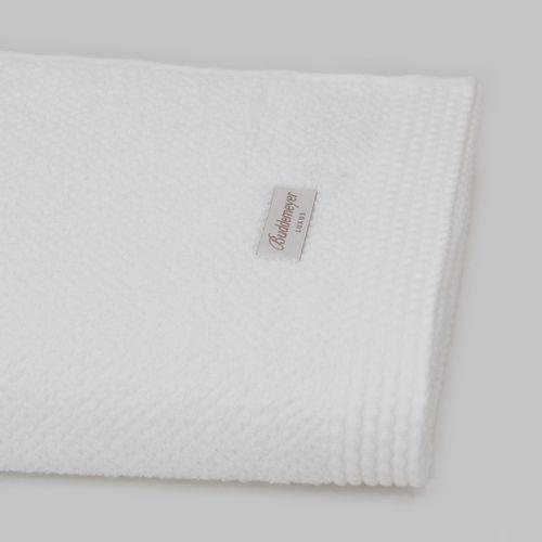 Toalha Buddemeyer Luxus Tutti Branca 1011 Detalhe