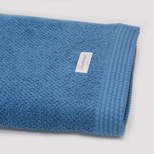 Toalha Buddemeyer Luxus Tutti Azul 1915 Detalhe