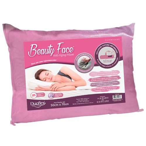 Travesseiro Duoflex Beauty Face