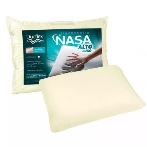Travesseiro Duoflex NASA Alto Luxo NN1116