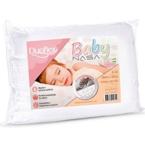 Travesseiro Infantil Duoflex NASA BB1002