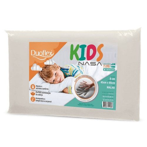 Travesseiro Infantil Duoflex NASA Kids BB3202