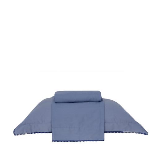 Jogo-de-Lencol-Buddemeyer-Bud-Vision-Palace-Azul-Solteiro-Still