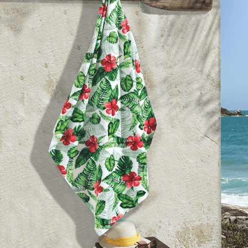 Toalha-de-Praia-Dohler-Hibiscus