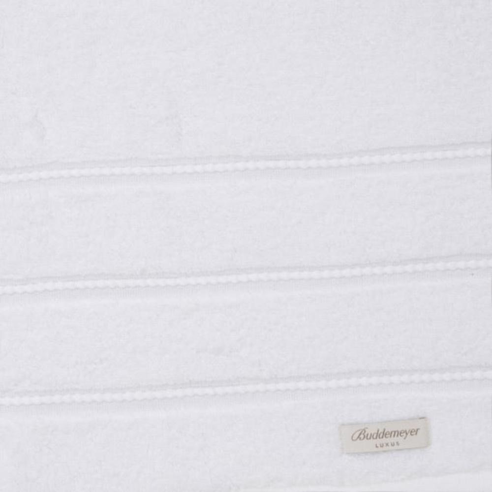 Toalha Social Buddemeyer Luxus Baby Skin Air Branca 1011