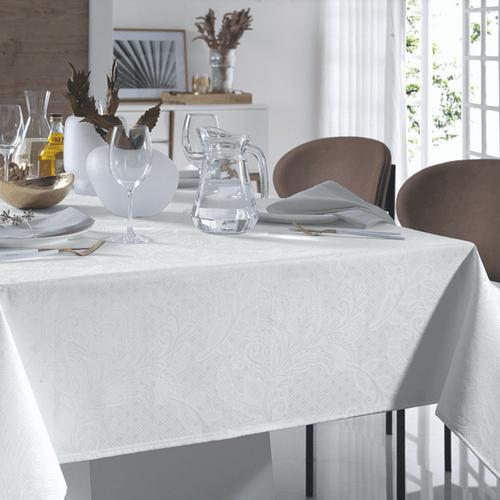 Toalha-de-Mesa-180-x-180-Karsten-Sempre-Limpa-Mendi-Branca-Ambientada
