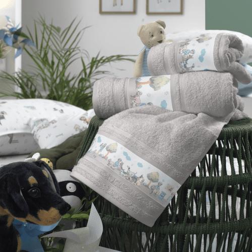 Toalha-de-Banho-Infantil-Altenburg-Mundo-Kids-Amigo-Pet-Ambientada