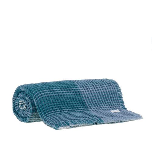 Manta-para-Sofa-Buddemeyer-Luxus-Piquet-Xadrez-Azul-Nordico-Still