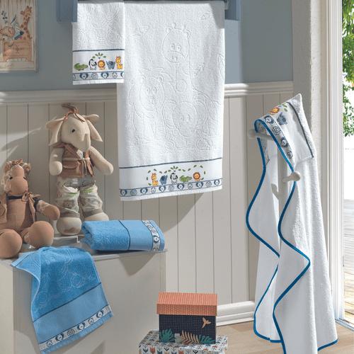 Toalha-Social-Infantil-Dohler-Baby-Kids-Animais-Azul-6089-Ambientada