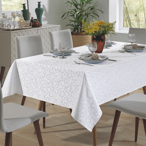 Toalha-de-Mesa-160-x-240-Dohler-Requinte-Flores-Branca-5040-Ambientada