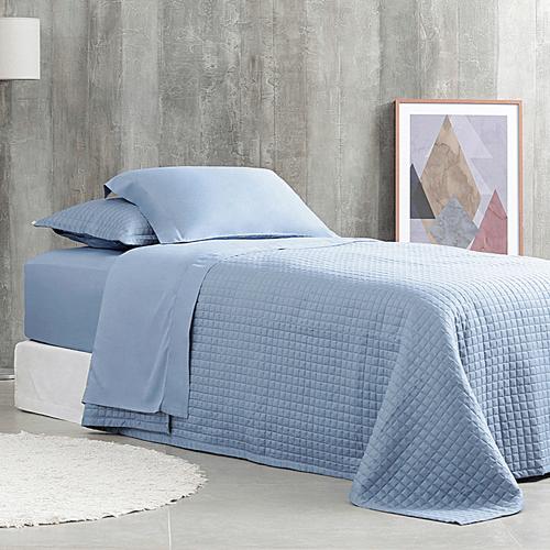 Jogo-de-Lencol-Solteiro-Buddemeyer-Bud-Vision-New-Colors-Azul-P51-Ambientada