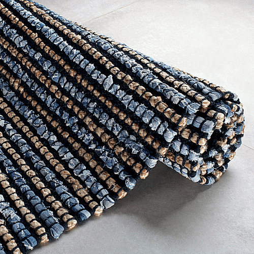 Tapete-060-x-110-Buddemeyer-Luxus-Soorat-Azul-Jeans-Detalhe-1